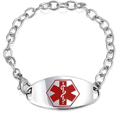 Medical Alert Cards, Bracelet, Necklace, and IDs