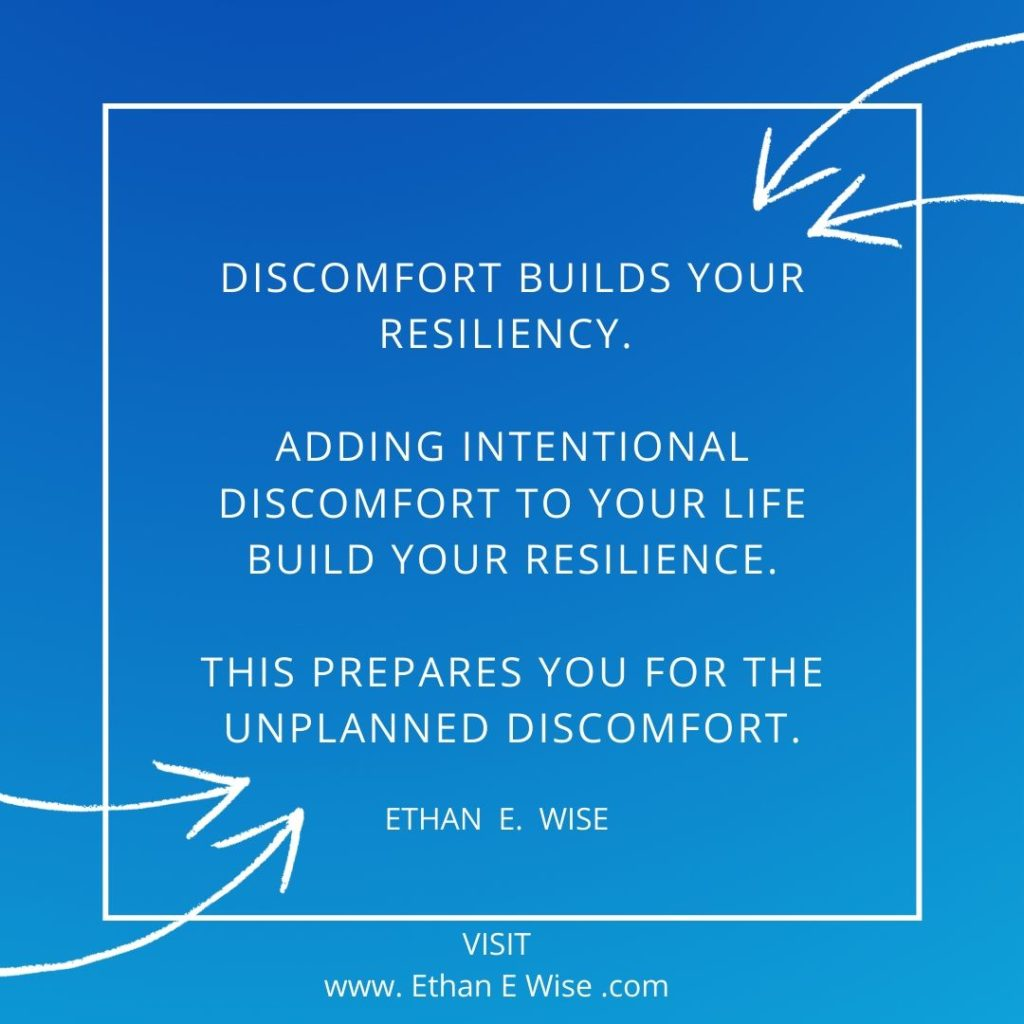 Why Discomfort Is Important